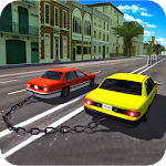 Chained Cars Stunt Race For PC / Windows / MAC