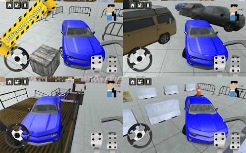 Modern American Car Parking - screenshot