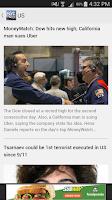 Screenshot of New York City News