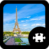 Game Paris Puzzle apk for kindle fire