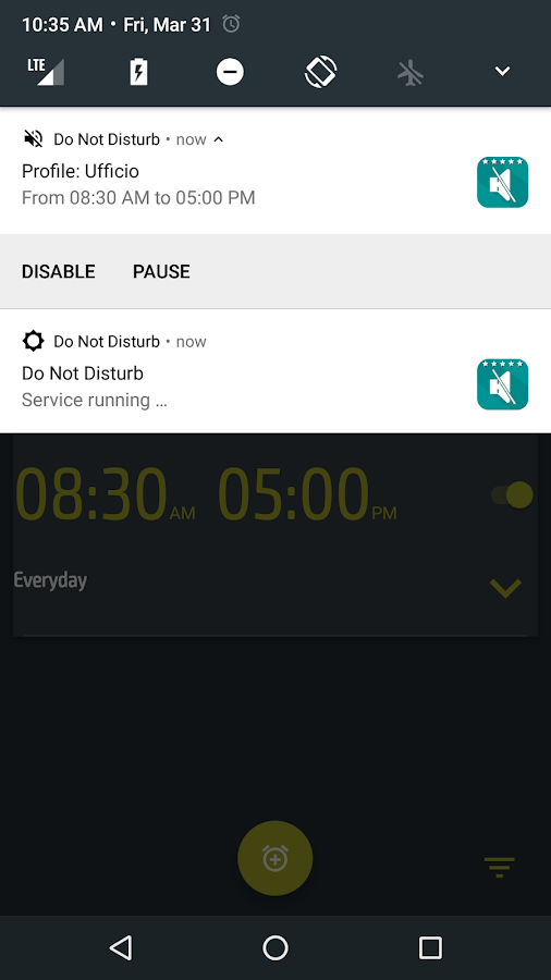 Do Not Disturb - Silent Mode Premium Screenshot 4