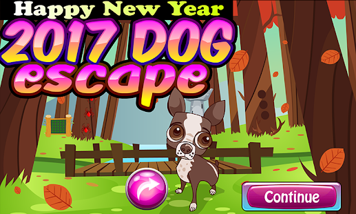 2017 Dog Escape Game 103- screenshot
