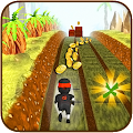 Free Subway Run Ninja Rush APK for Windows 8