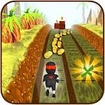 Subway Run Ninja Rush APK