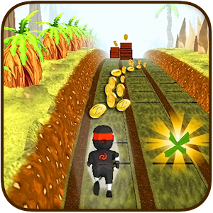 Subway Run Ninja Rush Icon