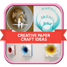 Creative Paper Craft Ideas