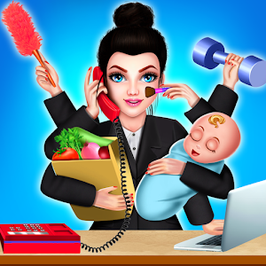 Magic Women House Cleaning For PC (Windows & MAC)