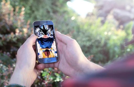 Goku Ultra Instinct Wallpaper