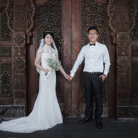 Wedding by Ryan Chai - Wedding Bride & Groom ( prewedding )