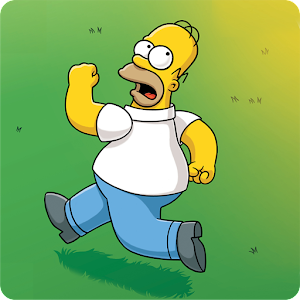Cover art The Simpsons: Tapped Out