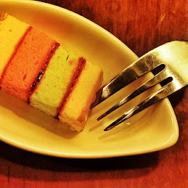 Colored cake... by Fuad Arief - Artistic Objects Still Life (  )
