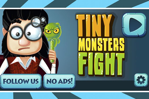 Tiny Monsters Fight - screenshot
