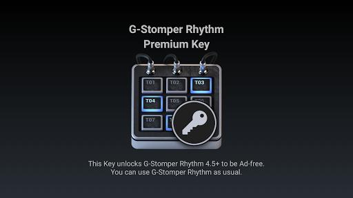 G-Stomper Rhythm Premium Key - screenshot