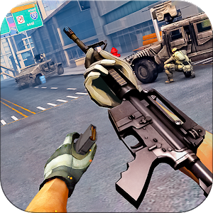 Support with lethal force in this sniper strike game. APK Icon