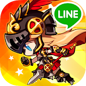 Game LINE WIND runner APK for Kindle