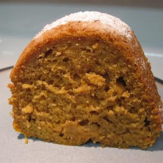 Sour Cream Pumpkin Spice Cake Recipes