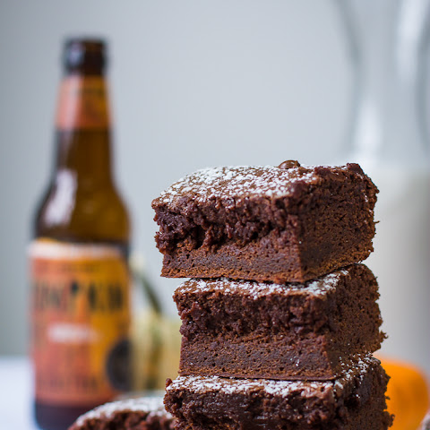 Beer Brownies