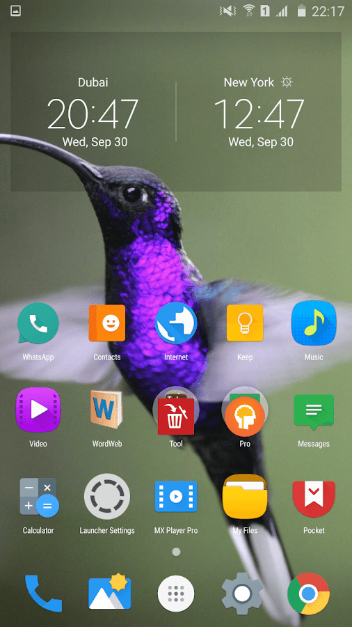 MM LAUNCHER MARSHMALLOW LAUNCH Screenshot 0