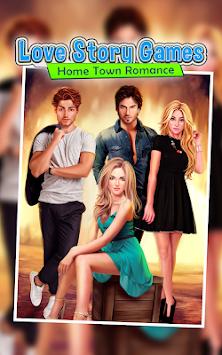 Love Story Games - Home Town Romance apk screenshot