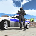 APK Game Police Car Driver 3D for BB, BlackBerry
