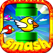 APK Game Attack of the Birds:Smash Free for iOS
