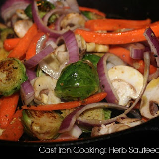 Herb Sauteed Vegetables