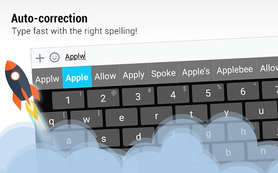 ZenUI Keyboard – Emoji, Theme APK screenshot thumbnail 17