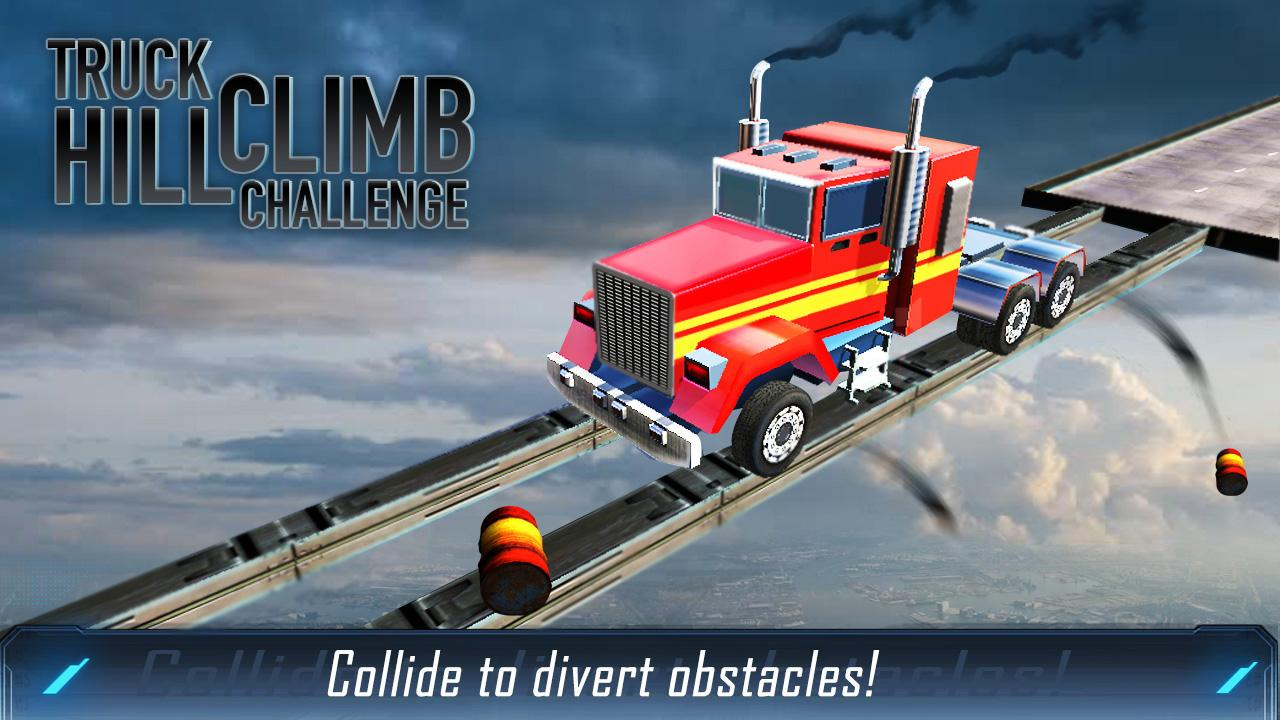 Hill Climb Truck Challenge Screenshot 10