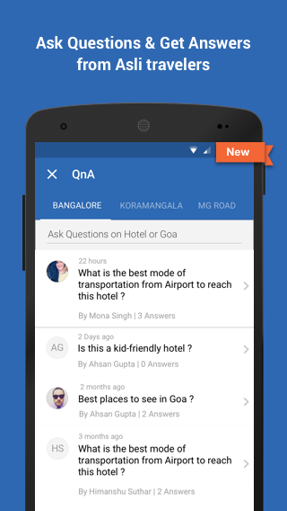 Goibibo: Book Hotel Flight Bus Screenshot 4