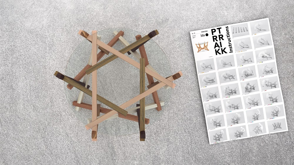 6 × 3 Coffee Table PRAKTRIK-6x3-coffee-table-top-02.jpg