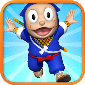 Ninja Hattori Jungle Run Game
