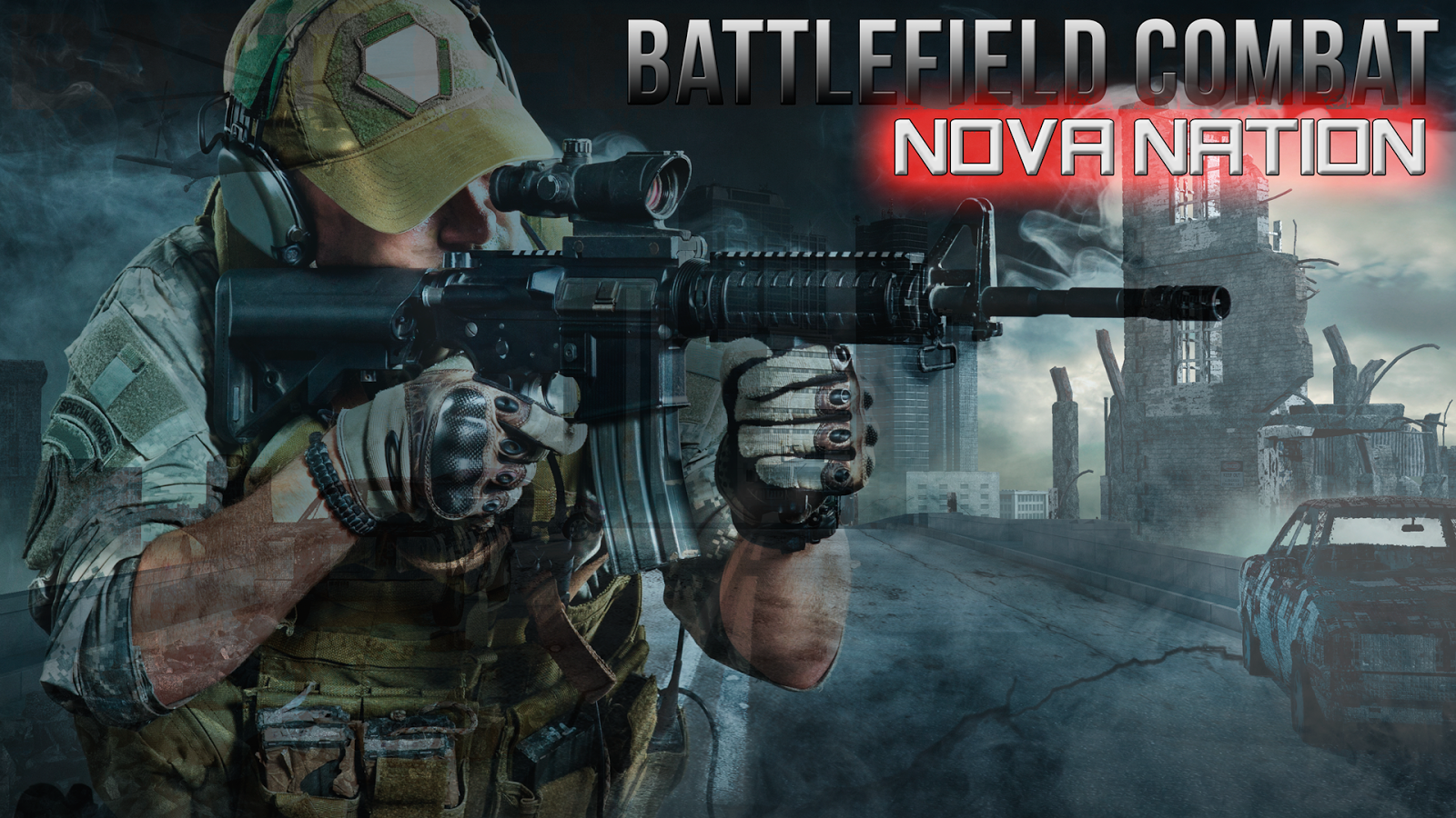 Battlefield Combat Nova Nation Screenshot