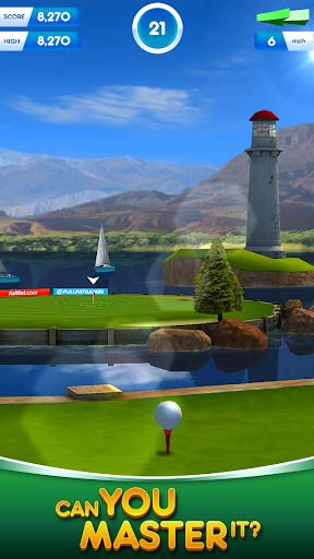 Flick Golf World Tour screenshot 1