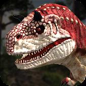 APK Game Carnivores Jurassic Hunt for BB, BlackBerry