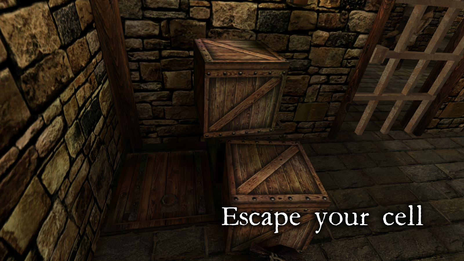 Dungeon Escape VR (Cardboard) Screenshot 1