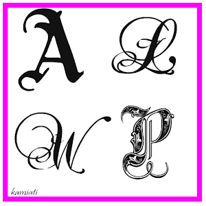 Calligraphy Lettering For PC