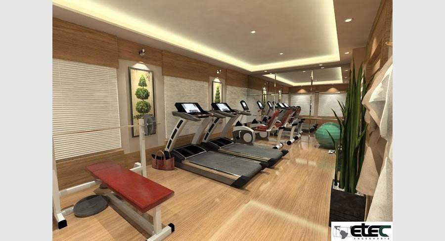 Apartamento com 2 dormitórios à venda, 54 m² por R$ 210.000,00 - Estados Unidos - Uberaba/MG