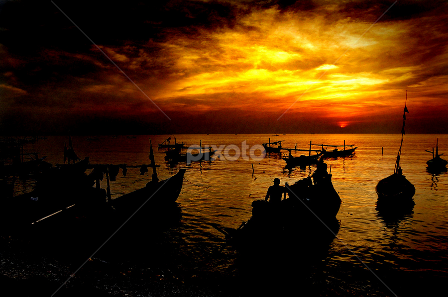 by Herry Wibowo - Transportation Boats