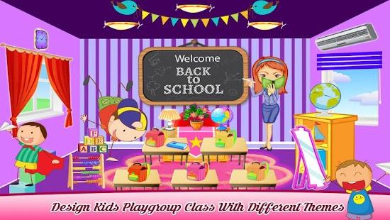 Teacher Classroom Decoration Games : Game teacher classroom decoration apk for kindle fire