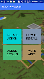 Mod FNAF addon for Minecraft APK for Bluestacks