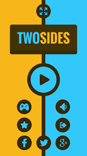 Two Sides Tap Tap - screenshot