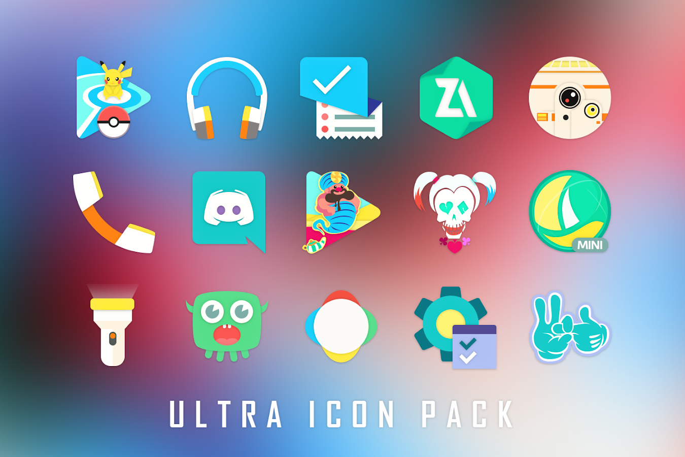 Ultra Icon Pack Screenshot 11