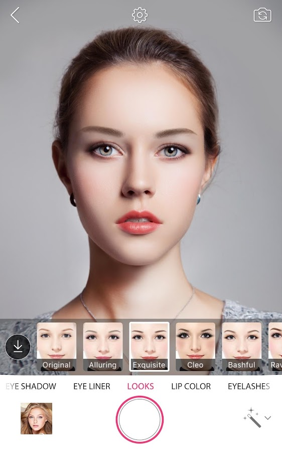 YouCam Makeup- Makeover Studio Screenshot 5