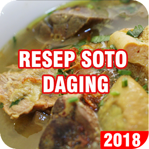 Download Resep Soto Daging For PC Windows and Mac