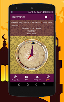 Azan Azkar APK screenshot thumbnail 3