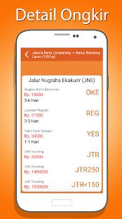 App Cek Resi dan Ongkir Kiriman apk for kindle fire
