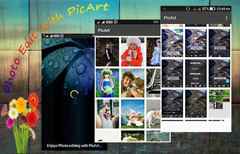 App PicArt apk for kindle fire