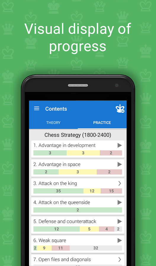 Chess Strategy (1800-2400) Screenshot 3