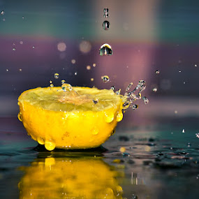 Lemons Are Hot This Summer by Dan FotoWorx - Food & Drink Ingredients