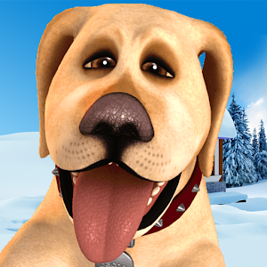 Download Talking John Dog Frozen City For PC Windows and Mac